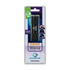 Találja meg könnyen az emberi és/vagy állati vizeletszag forrását az EcoLight UV-lámpával